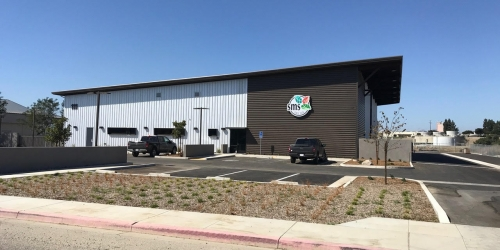 We've moved into our new warehouse in King City!